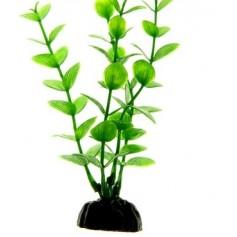 """Растение пластиковое """"Бакопа"""" зеленая, 10 см."""