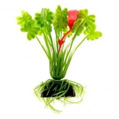 """Растение пластиковое """"Баттерфляй"""" зеленый, 10 см."""