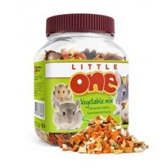 Овощная смесь Little One. Лакомство для всех видов грызунов