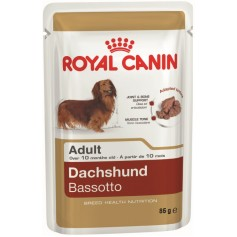 Royal Canin Dachshund Adult (паштет), 12 шт.