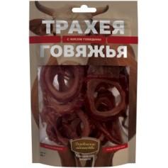 Деревенские лакомства трахея говяжья с мясом говядины. Классические рецепты, 50 г