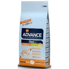 Advance Maxi, для взрослых собак, курица с рисом, 14 кг.