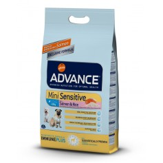 Advance Mini Sensitive, для собак, 3 кг.