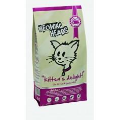 "Barking Heads для котят ""Восторг котенка"" с курицей и рисом, 2 кг."