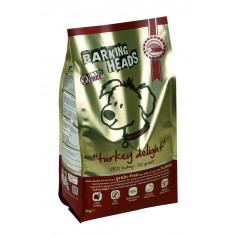 """Barking Heads беззерновой корм для собак с индейкой и бататом """"Бесподобная индейка"""", 12 кг."""