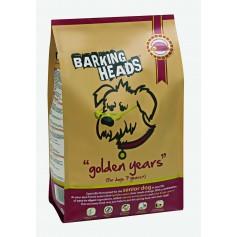 """Barking Heads корм для собак старше 7 лет с курицей и рисом """"Золотые годы"""", 12 кг."""