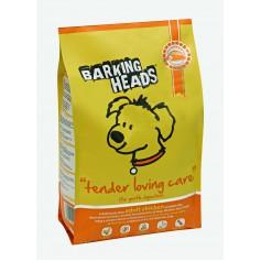 """Barking Heads для собак с чувствительным пищеварением с курицей и рисом """"Нежная забота"""", 12 кг."""