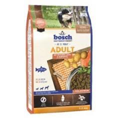 Bosch HPC Adult для собак с лососем и картофелем, 3 кг.