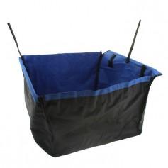 Автобокс непромокаемый для заднего сидения, 60 х 57 х 43 см цвета микс
