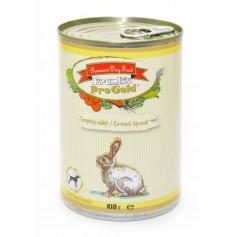 """Frank's ProGold консервы для собак """"Сочный кролик"""",  410 гр., арт. 19420"""