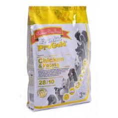Frank's ProGold беззерновой для собак с курицей и молодым картофелем,  Chicken&Potato 28/10, 15 кг. арт. 17931