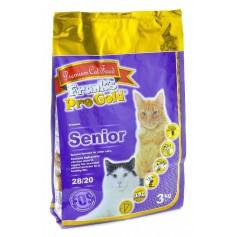 Frank's ProGold для пожилых кошек,  Senior 28/20, 3 кг. арт.  23296