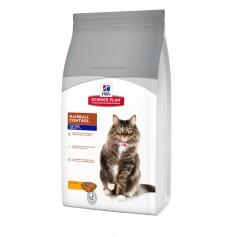 Hill's для пожилых кошек, Hairball Control, арт. 7610, 1.5 кг.