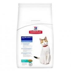 Hill's для пожилых кошек с тунцом, арт. 8770, 2 кг.