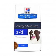 Hill's для собак Z/D, ULTRA Allergen-Free, 10 кг.