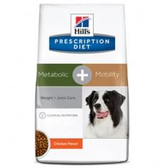 Hill's Metabolic + Mobility для собак, арт.10039 12 кг.