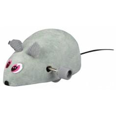 Игрушка для кошек мышь заводная, 4092
