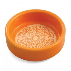 Миска керамическая Апельсин, 0,1л