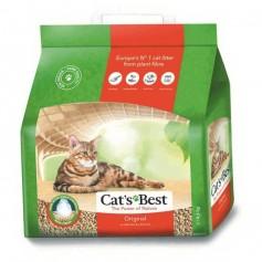 Cat's Best Eko Plus, древесный комкующийся, 4,3 кг. /10 лит.