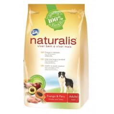 Naturalist Для взрослых собак с курицей, индейкой, коричневым рисом, папайей и яблоком, 15 кг. арт. 10393
