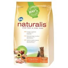 Naturalist Для взрослых собак малых пород с курицей, индейкой, коричневым рисом, папайей и яблоком, 15 кг. арт.10391