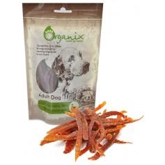 Organix Лакомство для собак «Нарезка утиного филе» (100% мясо), 100 гр.  арт. 19287