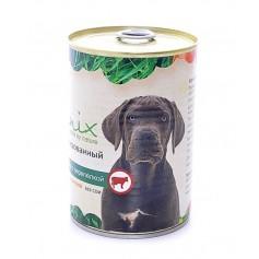 Organix Консервы для собак с говядиной и перепелкой, 850 г. арт. 19671