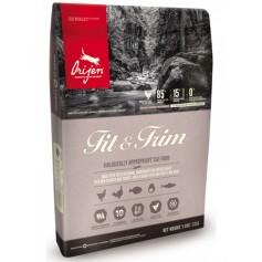 Orijen Fit & Trim корм для кошек с лишним весом, 340 гр.