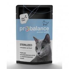 ProBalance для стерилизованных кошек, 85гр