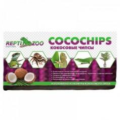 Кокосовая щепа в брикетах 500г R0359