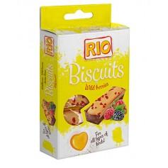 RIO. Бисквиты для всех видов птиц с лесными ягодами