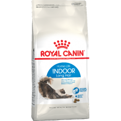 Royal Canin Indoor Long Hair 35, 0.4 кг.