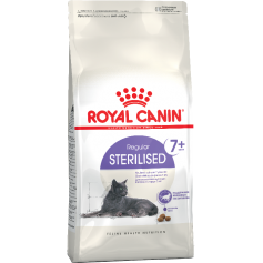 Royal Canin Sterilised +7, 0,4 кг.