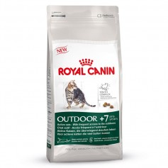 Royal Canin Outdoor +7, 10 кг.
