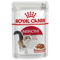 Royal Canin Instinctive (в соусе), 85 гр.
