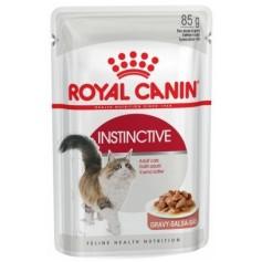 Royal Canin Instinctive (в соусе), 85 гр.