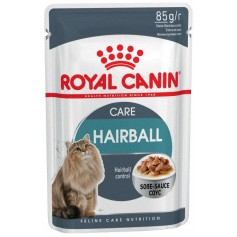 Royal Canin Hairball Care (в соусе), 85 гр.