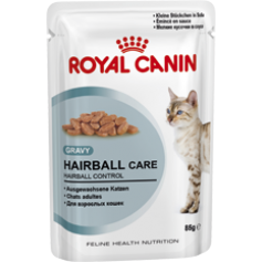 Royal Canin Hairball Care (в соусе), 85 гр.