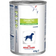 Royal Canin Diabetic Special Low Carbohydrate консервы, 410 гр.
