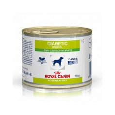 Royal Canin Diabetic Special Low Carbohydrate консервы, 195 гр.