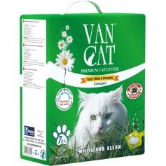 """Van Cat Комкующийся наполнитель """"Идеальные комочки"""", 7 л, коробка, 6 кг."""