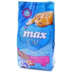 """Total Max Для кошек """"Биг Босс-Обед"""": курица, лосось, анчоусы, шпинат и морковь, 1 кг. арт. 24629"""