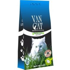 Van Cat Комкующийся наполнитель без пыли с ароматом весенней свежести, пакет, 10 кг.