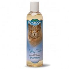 "Biogroom Шампунь для кошек ""Протеин-ланолин"", 1:4,  Silky Cat Shampoo, 236 гр., арт. 50238"